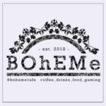 Boheme-cafe-food-drinks-gaming-Δώριο-Μεσσηνίας-logo 1